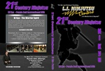 21st Century Ninjutsu Purple Belt Curriculum DVD Kyu Level